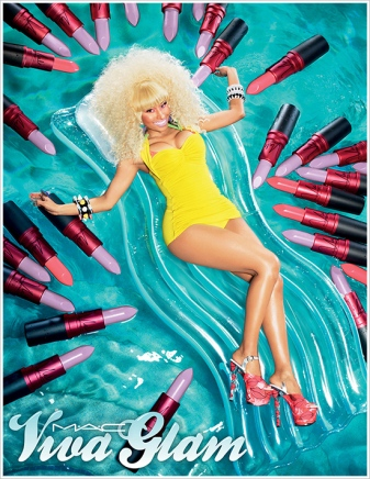 MAC Viva Glam Nicki for Spring 2013