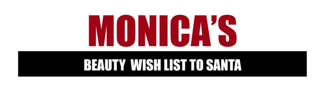 Monica & Olivia's Wish List to Santa