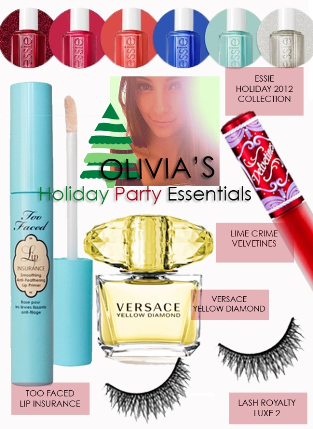 Olivia's Holiday Party Essentials
