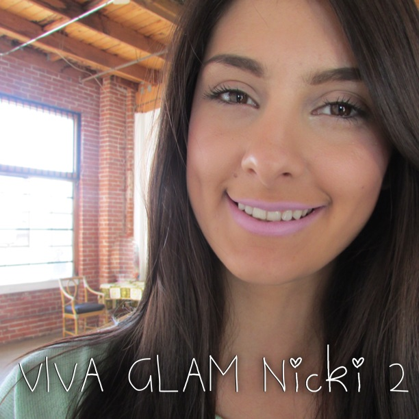 Review: VIVA GLAM NICKI 2