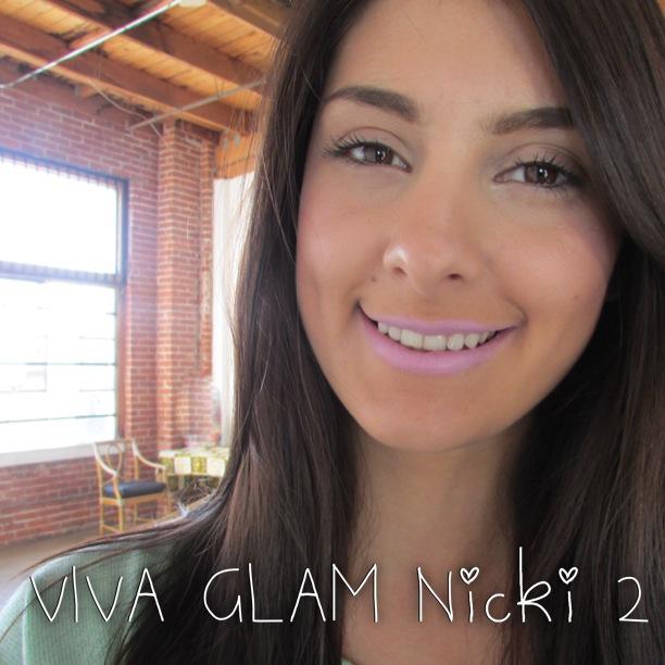 Review: VIVA GLAM NICKI 2