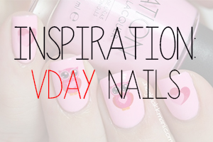 Inspiration: Valentines Day Nails